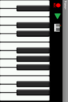 Screenshot of Piano+