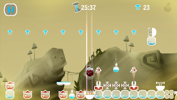 Screenshot of Escape From Paradise