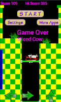 Screenshot of Cow Caves of Mars Pro