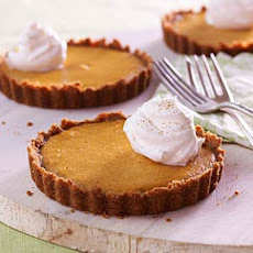 Orange-Pumpkin Tarts