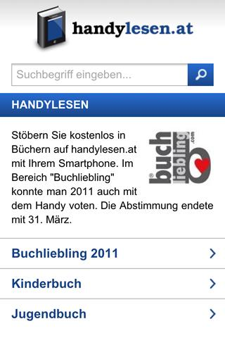 handylesen for android screenshot