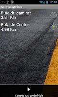 Screenshot of RunCat