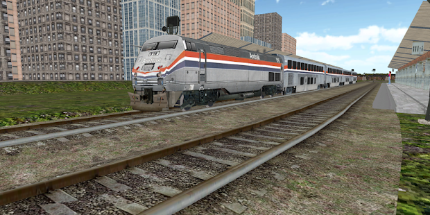 Screenshots  Train Sim