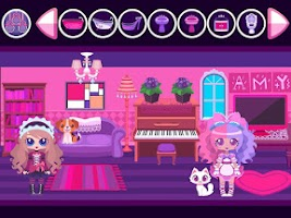 Screenshot of Build Dollhouse Games