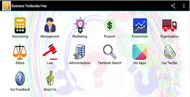 Screenshot of Learn Business Textbooks Free