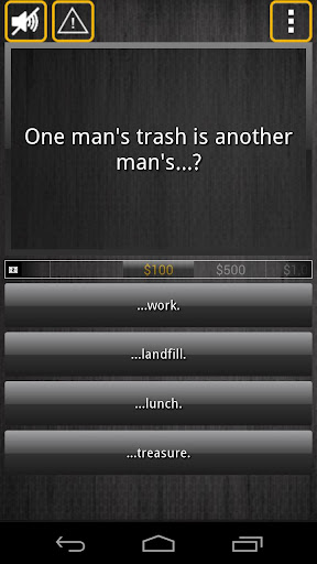 who-becomes-rich-trivia-quiz for android screenshot