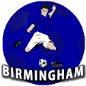 Birmingham City Soccer Diary icon