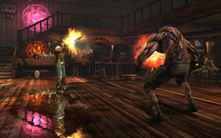 Screenshot of Bladeslinger