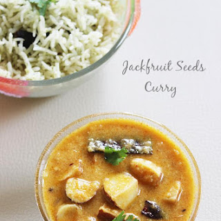 Jackfruit Seeds Kurma Curry