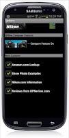 Screenshot of NikonCams
