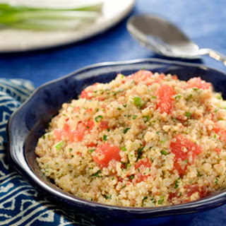 Quinoa & Grapefruit