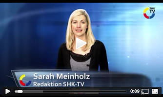 Screenshot of SHK-TV
