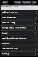 Screenshot of Medical Billing Certification