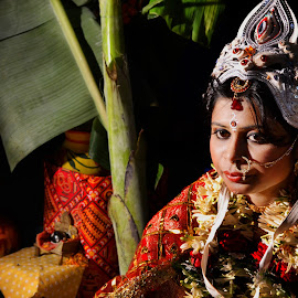 Bride by Mrinmoy Dalabar - Wedding Bride