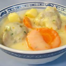 Creamy Potato and Vegetable Soup