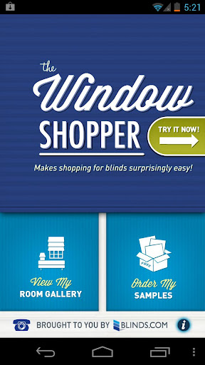 Window Shopper by Blinds.com