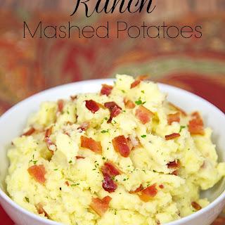 Ranch Mashed Potatoes Recipes