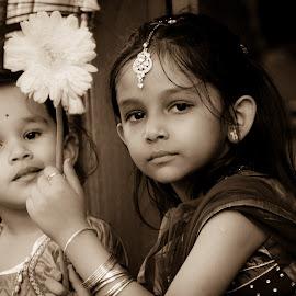 Sunny Day by Madhujith Venkatakrishna - Babies & Children Children Candids (  )