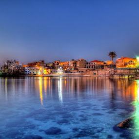 Batroun, Lebanon by Marc-Antoine Kikano - Landscapes Waterscapes ( sunset, night, beach, landscape, coast )