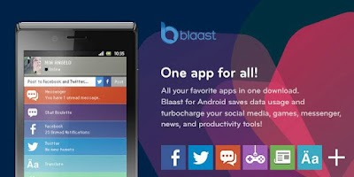 Screenshot of Blaast - Free Chat & Play