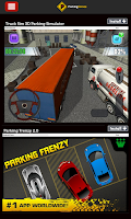 Screenshot of Parking Games