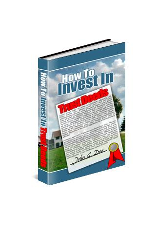 How To Invest In Trust Deeds