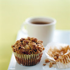 Pear-and-Granola Muffins