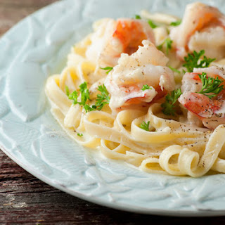 Shrimp Fettuccine Pasta Recipes