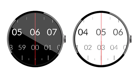 Time Tuner Watch Face for Android Wear Screenshot
