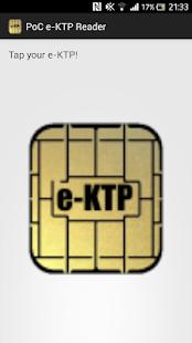 Download PoC e-KTP Reader APK for Android Kitkat