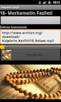 Screenshot of Kalplerin Keşfi