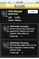 Screenshot of CLINT