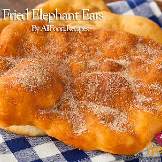 Deep Fried Elephant Ears