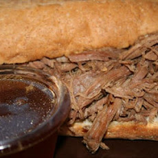 Kansas Girl's French Dip Sandwiches