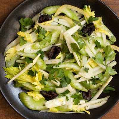 Fennel, Parsley, and Celery Salad
