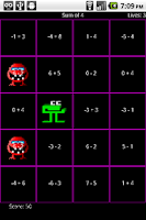 Screenshot of Number Munchers - Free