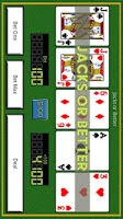Screenshot of Lucky Video Poker Free
