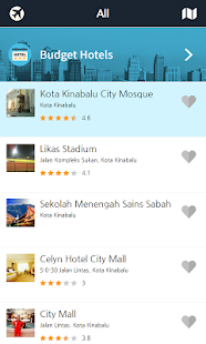 Kota Kinabalu city guide - screenshot