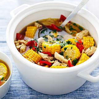 Peruvian Corn Soup Recipes