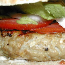 Big Basil Turkey Burgers