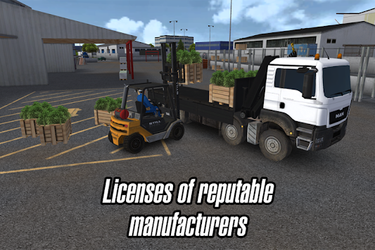Construction Simulator 2014 APK screenshot thumbnail 3