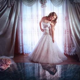 bride by Dejan Nikolic Fotograf Krusevac - Wedding Bride ( kraljevo, aleksandrovac, vencanje, novi sad, jagodina, snasa, paracin, krusevac, svadba, mlada, bidermajer, vrnjacka banja )