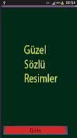 Screenshot of Yeni Güzel Sözlü Resimler