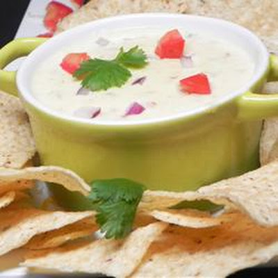 Mexican White Cheese Dip/Sauce