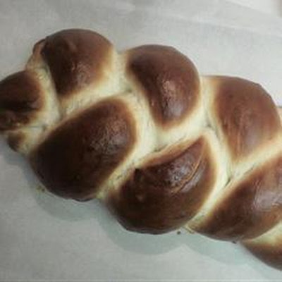 Bread Maker Challah