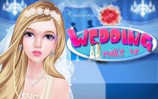 Screenshot of Wedding Make Up