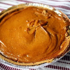 Pumpkin Tofu Pie (Or Pumpkin Tofu Custards)