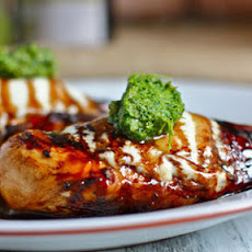 Chicken Breast with Honey-Balsamic Glaze