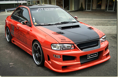 Subaru lmpreza