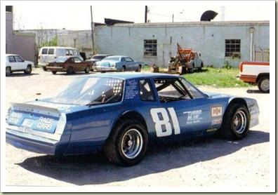#81 NASCAR